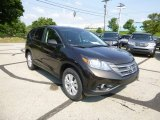 2013 Kona Coffee Metallic Honda CR-V EX AWD #83500119