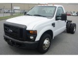 2008 Ford F350 Super Duty XL Regular Cab Chassis Data, Info and Specs