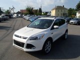 2014 White Platinum Ford Escape Titanium 1.6L EcoBoost 4WD #83500429