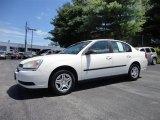 2005 Chevrolet Malibu Sedan Front 3/4 View