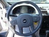 2005 Chevrolet Malibu Sedan Steering Wheel