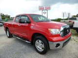 2009 Radiant Red Toyota Tundra TRD Double Cab 4x4 #83500090