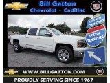 2014 Summit White Chevrolet Silverado 1500 LTZ Crew Cab 4x4 #83500413
