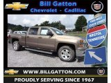 2014 Brownstone Metallic Chevrolet Silverado 1500 LT Z71 Crew Cab 4x4 #83500412