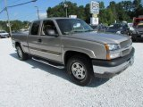 2003 Light Pewter Metallic Chevrolet Silverado 1500 LT Extended Cab 4x4 #83500580