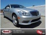 2013 Iridium Silver Metallic Mercedes-Benz S 550 Sedan #83499149