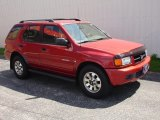 Honda Passport 1999 Data, Info and Specs