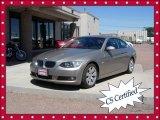 2008 Platinum Bronze Metallic BMW 3 Series 335i Coupe #83499444
