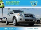 2009 Brilliant Silver Metallic Ford Escape XLS #83500392
