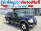2003 True Blue Metallic Ford Explorer XLT AWD #83499124