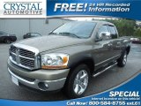 2006 Light Khaki Metallic Dodge Ram 1500 SLT Quad Cab #83500070