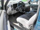 GMC Sierra 3500 Interiors