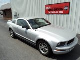 2005 Satin Silver Metallic Ford Mustang V6 Premium Coupe #83500802
