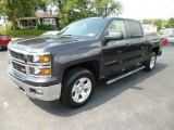 2014 Chevrolet Silverado 1500 LT Z71 Crew Cab 4x4 Data, Info and Specs