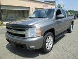 2007 Chevrolet Silverado 1500 LTZ Extended Cab 4x4 Data, Info and Specs