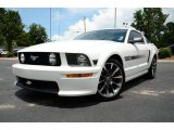 2007 Performance White Ford Mustang GT/CS California Special Coupe #83499833