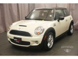 2007 Pepper White Mini Cooper S Hardtop #8340947