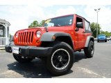 2011 Bright White Jeep Wrangler Sport 4x4 #83499831