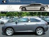 2013 Nebula Gray Pearl Lexus RX 350 AWD #83499376