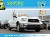 2008 Super White Toyota Tundra SR5 Double Cab #83500328