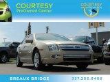 2008 Dune Pearl Metallic Ford Fusion SE #83500324