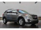 2012 Graystone Metallic Chevrolet Equinox LT #83499594