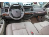 2009 Mercury Grand Marquis LS Medium Light Stone Interior
