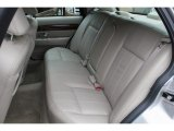 2009 Mercury Grand Marquis LS Rear Seat