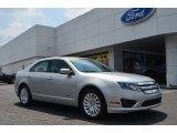 2010 Brilliant Silver Metallic Ford Fusion Hybrid #83623725