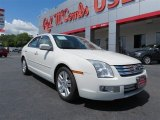 2008 White Suede Ford Fusion SEL #83623635