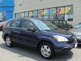 2009 Royal Blue Pearl Honda CR-V LX 4WD #83624132