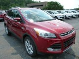 2014 Ruby Red Ford Escape Titanium 2.0L EcoBoost 4WD #83623703