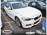 2013 Alpine White BMW 3 Series 335i Sedan #83623874