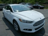 2013 Oxford White Ford Fusion SE 1.6 EcoBoost #83623701