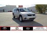 2011 Quick Silver Metallic Mitsubishi Endeavor LS #83623624