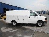2013 GMC Savana Cutaway 3500 Commercial Utility Truck