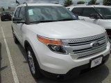 2014 White Platinum Ford Explorer XLT #83623621