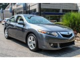 2010 Polished Metal Metallic Acura TSX Sedan #83623693