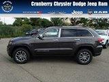 2014 Granite Crystal Metallic Jeep Grand Cherokee Limited 4x4 #83623681