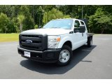 2012 Oxford White Ford F250 Super Duty XL Crew Cab Chassis #83623946