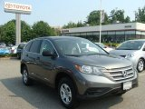 2013 Polished Metal Metallic Honda CR-V LX AWD #83623849