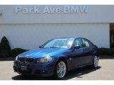 2011 Le Mans Blue Metallic BMW 3 Series 335i xDrive Sedan #83623613