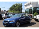 2011 Montego Blue Metallic BMW 3 Series 328i xDrive Sedan #83623612