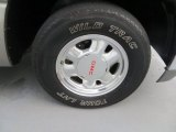 GMC Sierra 1500 2000 Wheels and Tires