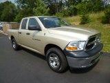 2011 White Gold Dodge Ram 1500 ST Quad Cab 4x4 #83624105