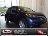 2013 Twilight Blue Metallic Honda CR-V EX #83623528