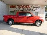 2013 Radiant Red Toyota Tundra SR5 CrewMax 4x4 #83623605