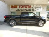 2013 Black Toyota Tundra TRD Rock Warrior Double Cab 4x4 #83623604