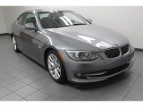 2012 Space Grey Metallic BMW 3 Series 328i Coupe #83623930