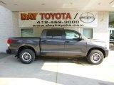2013 Magnetic Gray Metallic Toyota Tundra TRD Rock Warrior CrewMax 4x4 #83623603